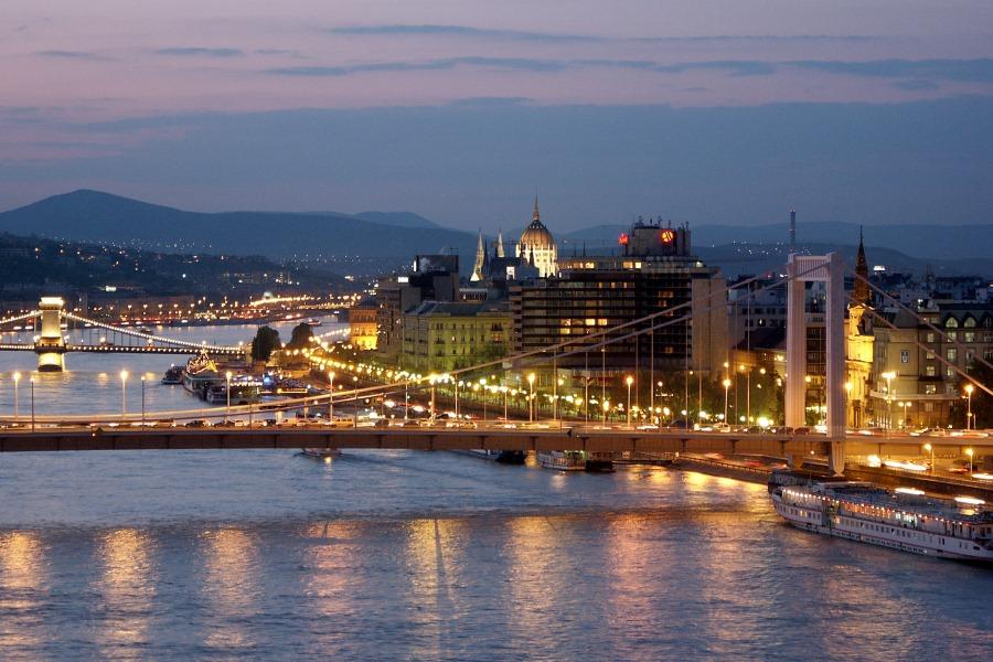 самостоятельно по Венгрии