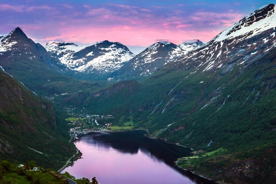 Отдых в Норвегии: планирование маршрута, что посмотреть, полезная информация, отчеты о путешествиях