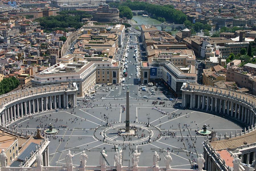Отдых в Ватикане: планирование маршрута, что посмотреть, полезная информация, отчеты о путешествиях