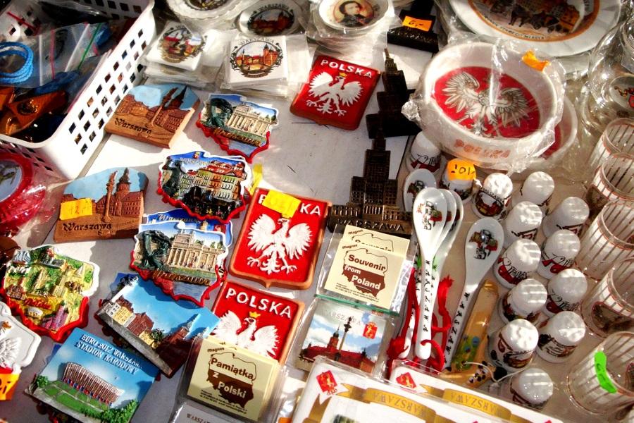 Какие сувениры привезти из Польши для детей