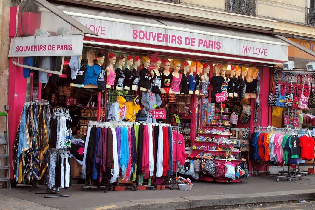 сувениры из Франции