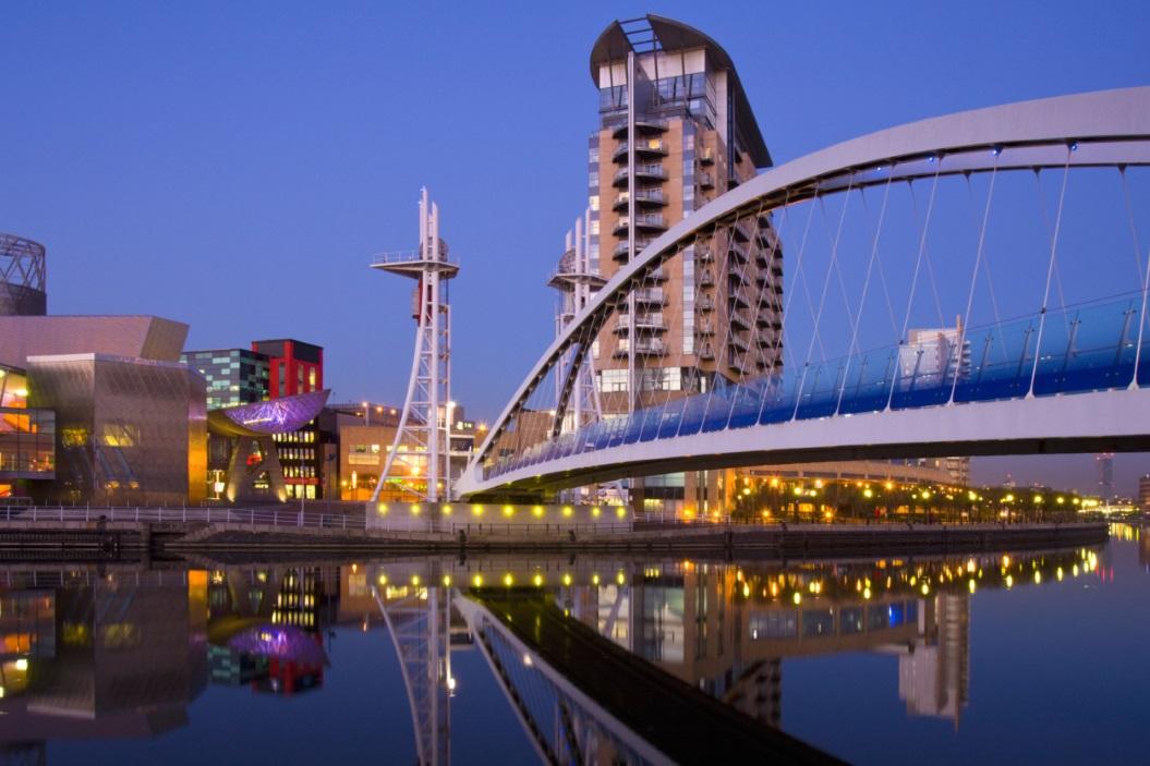 что посмотреть в Манчестере