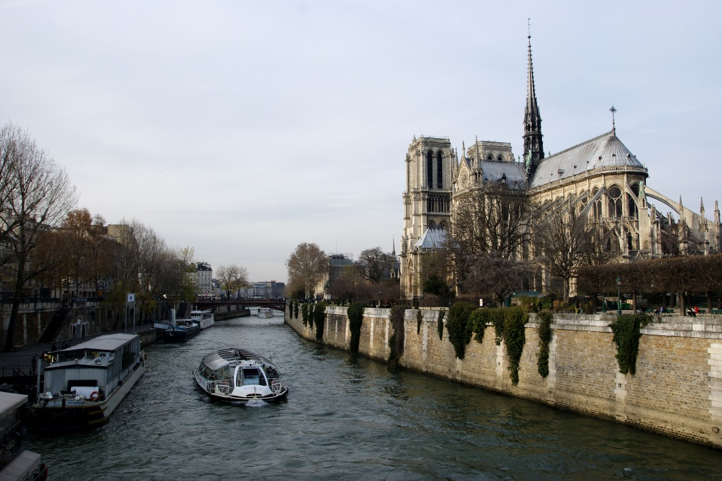 Париж за 3 дня самостоятельно