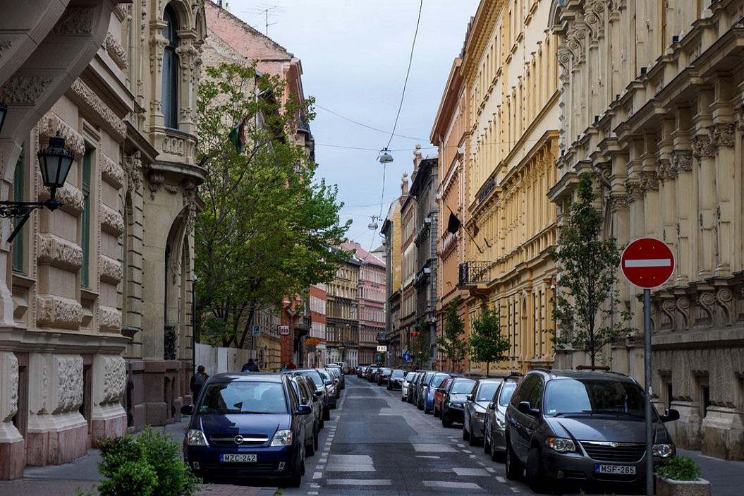 маршрут на авто по Венгрии