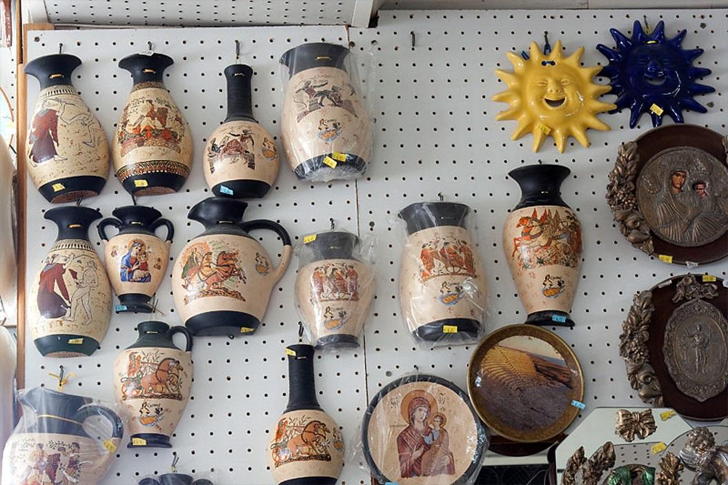 магнитики – недорогой, но красивый кипрский сувенир