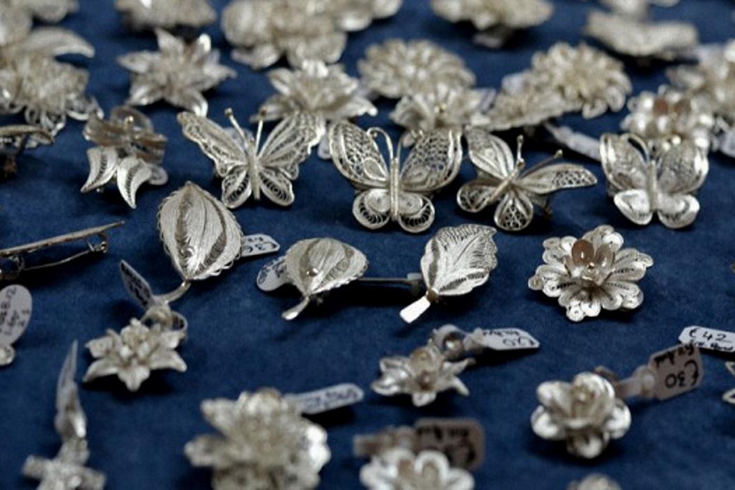 кипрские ювелирные украшения интересны филлиграмностью