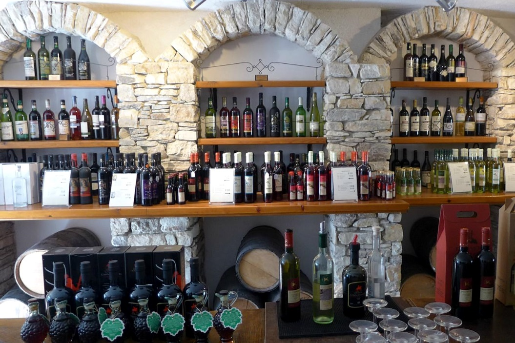 варианты какой алкоголь привезти с Кипра
