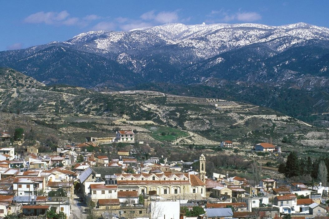 когда лучше ехать на Кипр зимой