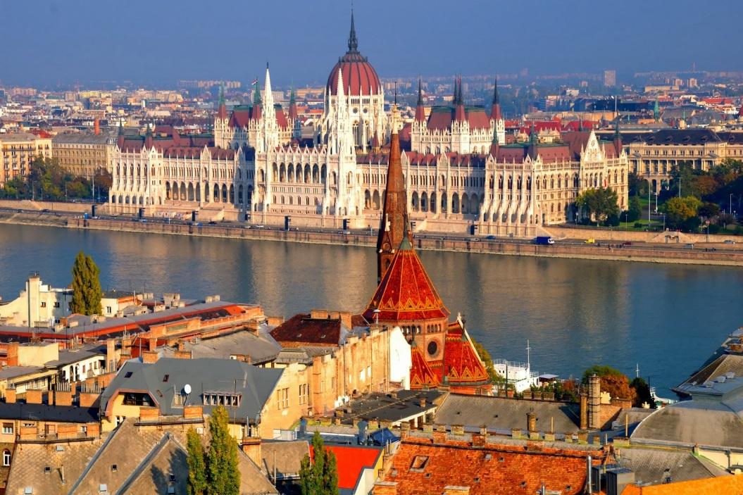 самостоятельное путешествие в будапешт на 2 дня