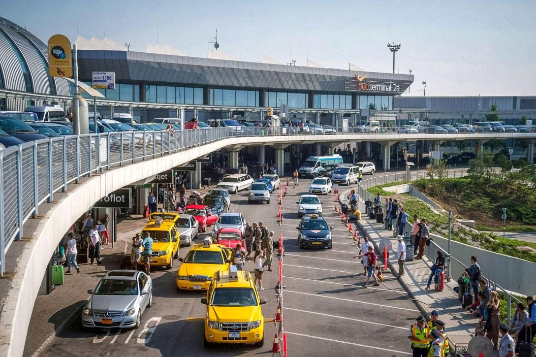 как добраться в Будапешт из аэропорта