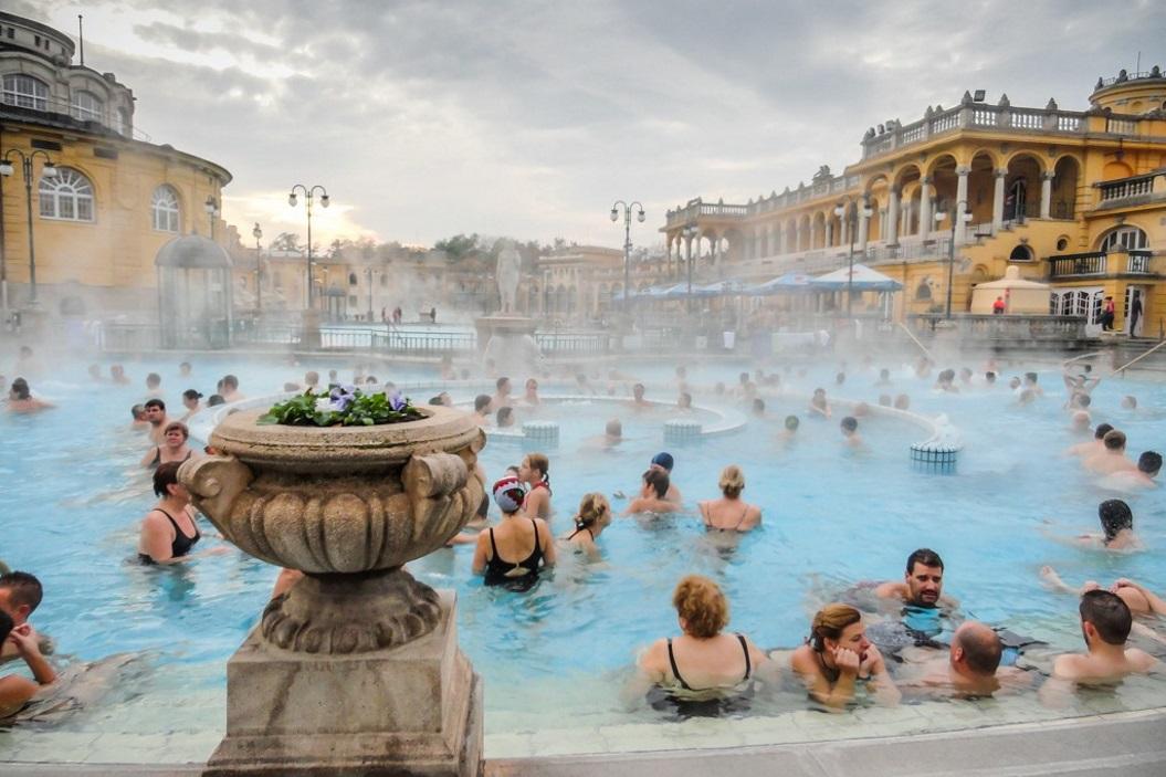 отели Будапешта возле купален