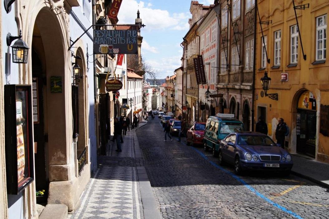 как выбрать жилье в Праге
