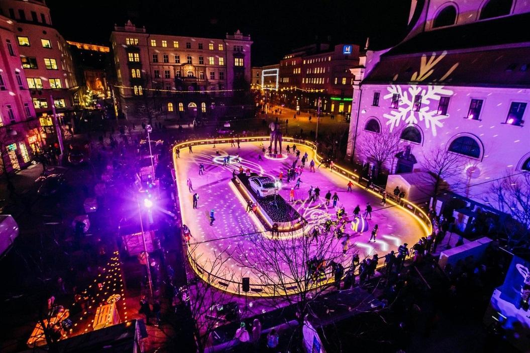 что делать в Праге 1 января