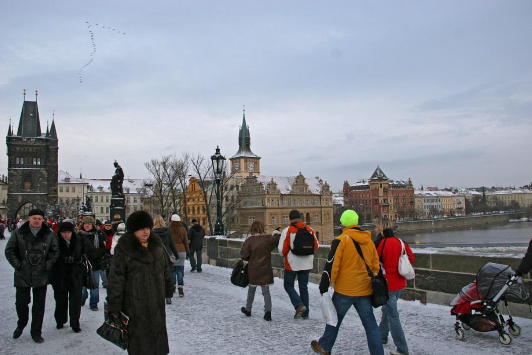 где встретить Новый год в Праге