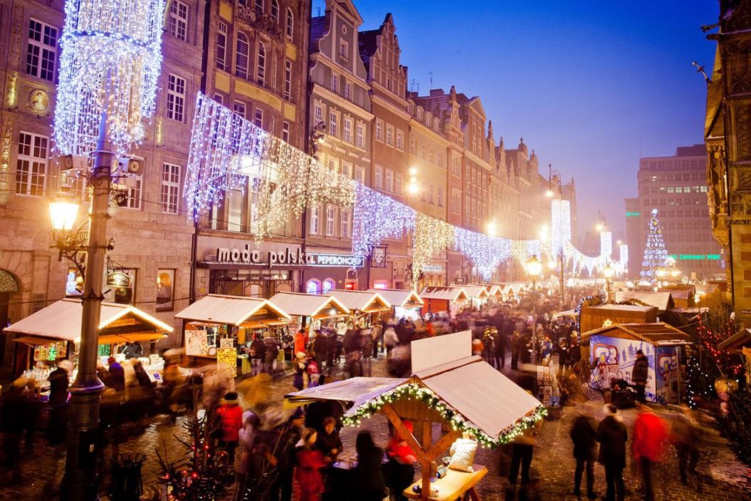 как встретить Новый год в Польше