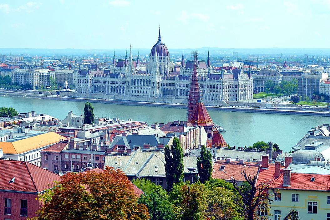 где погулять в Будапеште