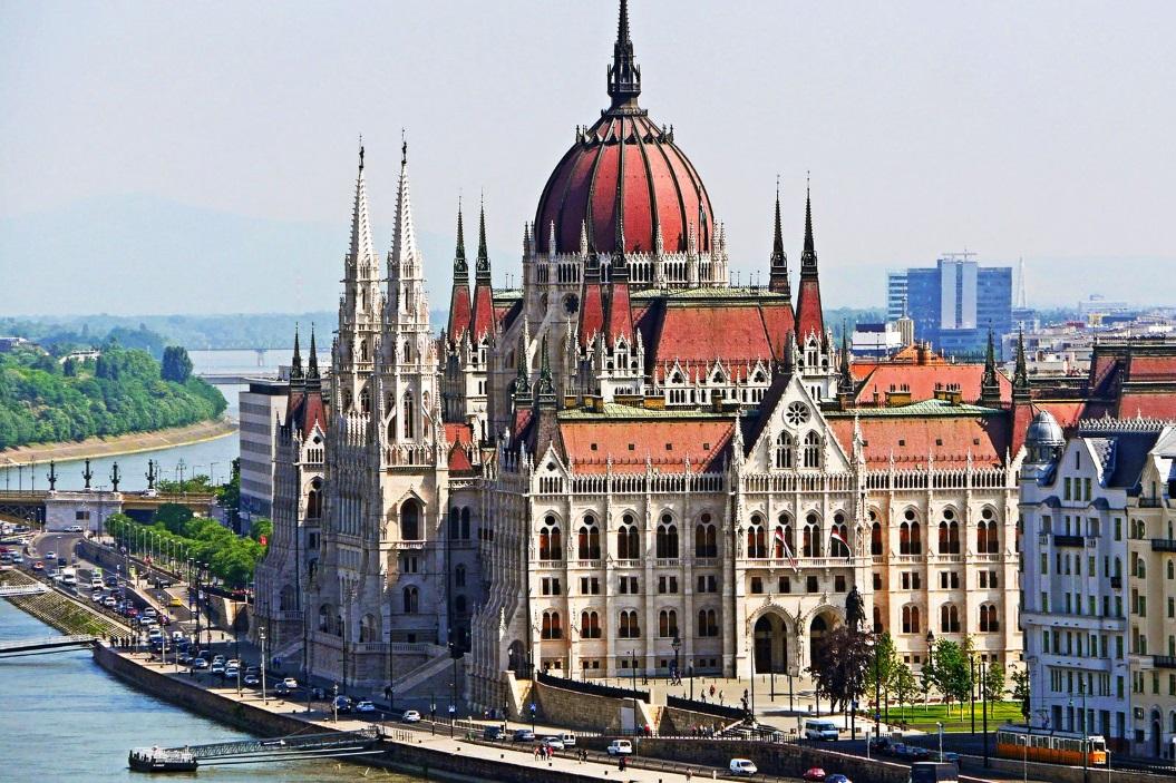достопримечательности Будапешта на карте