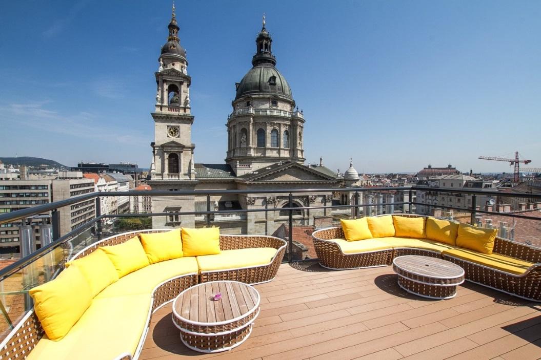 панорамные виды Будапешта