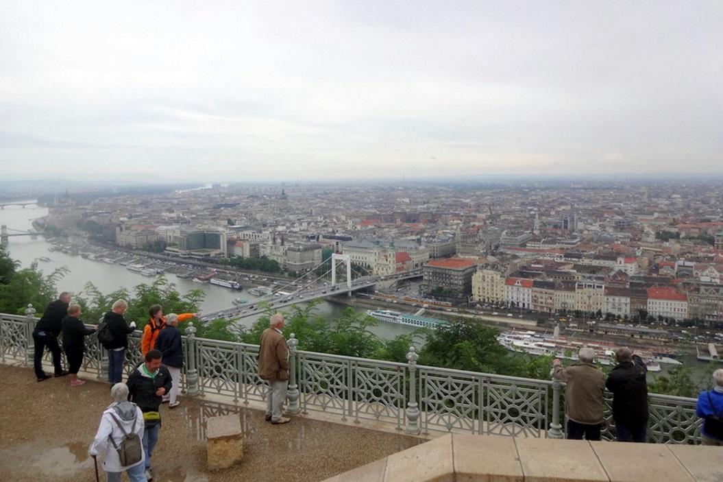 лучшие смотровые площадки Будапешта